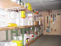 Unser Pflanzenschutzmittel-Lager