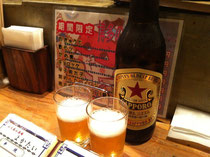 博多駅よかたい生ビール