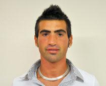 Il Bomber Andrea Fabbriciani, classe '85
