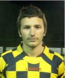 Jonathan Brizzi o Brezzi, classe '90, 6 assist decisivi per i suoi compagni in 14 presenze.