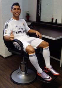 Saki - Cristiano Ronaldo - Real Madrid