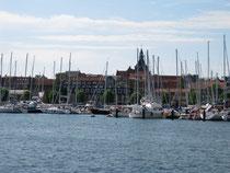 美しい海辺の町スヴェンボー
