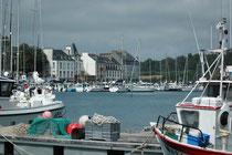 Hafen von Audierne