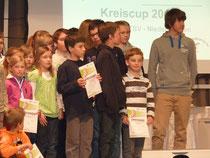 Kreiscup Endsiegerehrung 2012