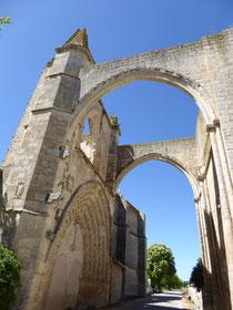 Die Ruine in San Anton