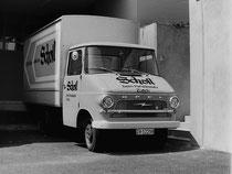 Opel Blitz mit Kastenaufbau - - - Bruno Vogel ©