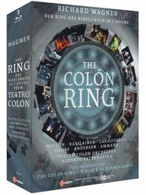 Ring in Buenos Aires, DVD, als Freia und Gerhilde