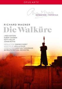 Bayreuth, Walküre DVD, als Gerhilde