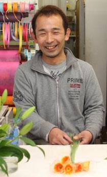 店長:吉牟田稔彦