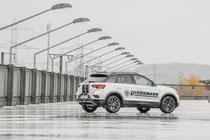 PKW-Ausbildung auf VW Tiguan