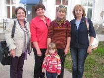 Altenpflegeeinrichtung in Iwanowskoje