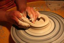 Gutshein für Keramikkurs