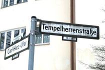 Tempelherrenstraße 8 A