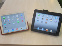 iPad Air と初代iPad