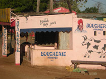 la boucherie Mohamed