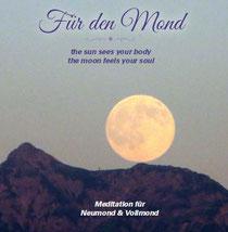Daniela Hutter schreibt über ZeitQualität und Rituale für Vollmond und Neumond