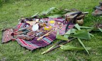 Utensils of a shaman