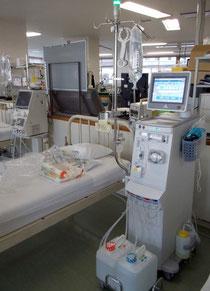 北多摩病院 透析機