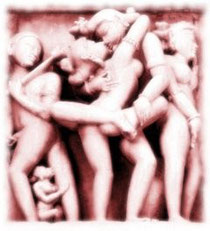 タントラマッサージで女性ホルモンを活性化