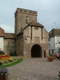 Porte de Thann à Cernay