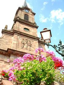 L'église d'Uffholtz