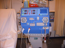 "Une ""machine"" de dialyse"