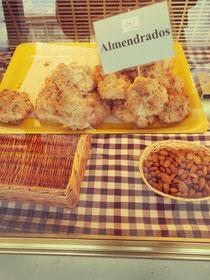 Une idée de dessert pour le pique-nique, des almendrados !