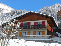 chalet a louer chatel roca immobilier