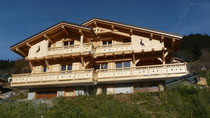 chalet vacance moderne chatel