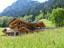 location chalet chatel linga 18 personnes roca immobilier
