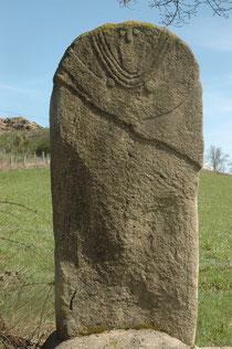 Statue Menhir de L'Hôpital
