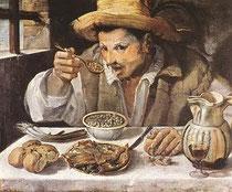 CARRACCI - Il mangiatore di fagioli