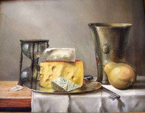 TOMASZ STEIFER - Still Life With Cheese