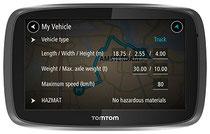 TomTom Pro 5350 Truck