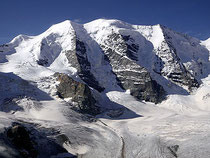 Piz Palü 3.823 m