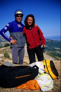 Team X-Alps 2005 (Eichholzer / Rauchenberger)