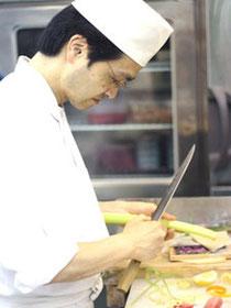 料理人/麻野さんの写真