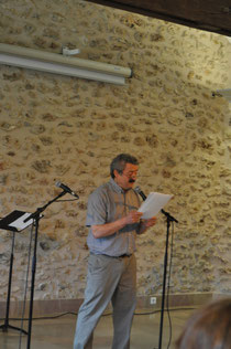 Lecture à Coubertin Mars 2011