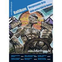 Motorrad Reisebericht über das Baltikum für Motorradfahrer als PDF in Druckqualität erhältlich.