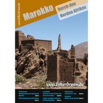 Motorrad Reisebericht über Marokko für Motorradfahrer als PDF in Druckqualität erhältlich.