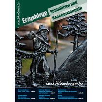 Motorrad Reisebericht über das Erzgebirge für Motorradfahrer gedruckt erhältlich.