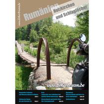 Motorrad Reisebericht über Rumänien für Motorradfahrer gedruckt erhältlich.