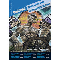 Motorrad Reisebericht über das Baltikum für Motorradfahrer gedruckt erhältlich.