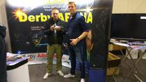 2.Platz vom Zagorje Derby wird an Arona Derby übergeben