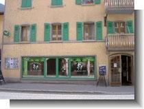 Café Restaurant La Jument Verte