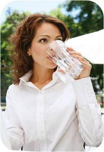 EWO Wasser genießen