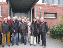 Der SPD Ortsverein Fedderwardergroden