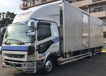 4トン超ロング箱車