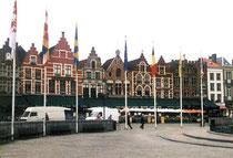 Markt in Bruegge