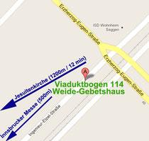 Adresse: Viaduktbogen 114 (im Innsbrucker Saggen)